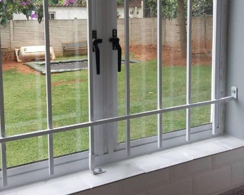 Traditional Burglar Bars